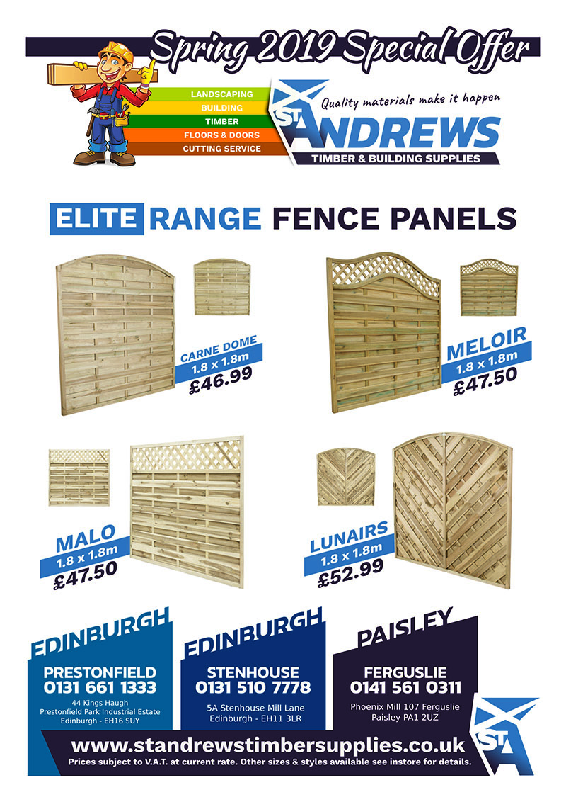 St Andrews Timber & Building Supplies | All Your Building